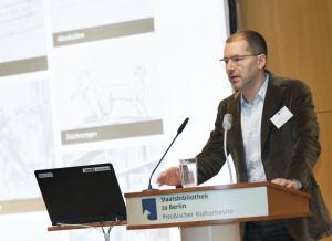 Dr. Ulrich Kober, Geheimes Staatsarchiv – Preußischer Kulturbesitz