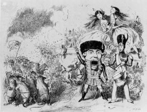 E.T.A.Hoffmann,Nutcracker,Battle