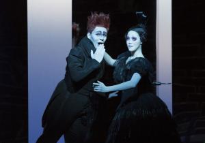 Nathanael und Olimpia © Lucie Jansch
