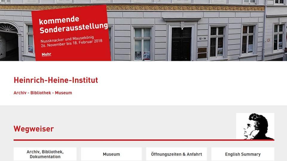 run shoes size 7 factory outlet Nussknacker und Mausekönig: Ausstellung im Heinrich-Heine ...