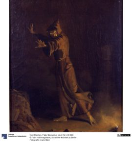 Blechen,Karl_PaterMedardus_Nationalgalerie_AIII848