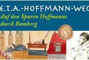 Audio-visuelle Führung auf dem E.T.A. Hoffmann Weg in Bamberg
