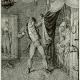Aus: E.T.A. Hoffmann: Die Irrungen, in: E.T.A. Hoffmann's sämtliche Werke in fünfzehn Bänden. Bd. 13. Leipzig: Max Hesse's Verlag 1900. Illustriert von Ludwig Wolf. SBB-PK Sign. Yw 9078/9-13.
