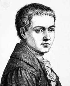 Heinrich von Kleist. Quelle: Britannica ImageQuest. Rechte: The Granger Collection / Universal Images Group.