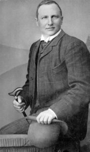 Oskar Panizza um 1895. Gemeinfrei, https://commons.wikimedia.org/w/index.php?curid=1751025