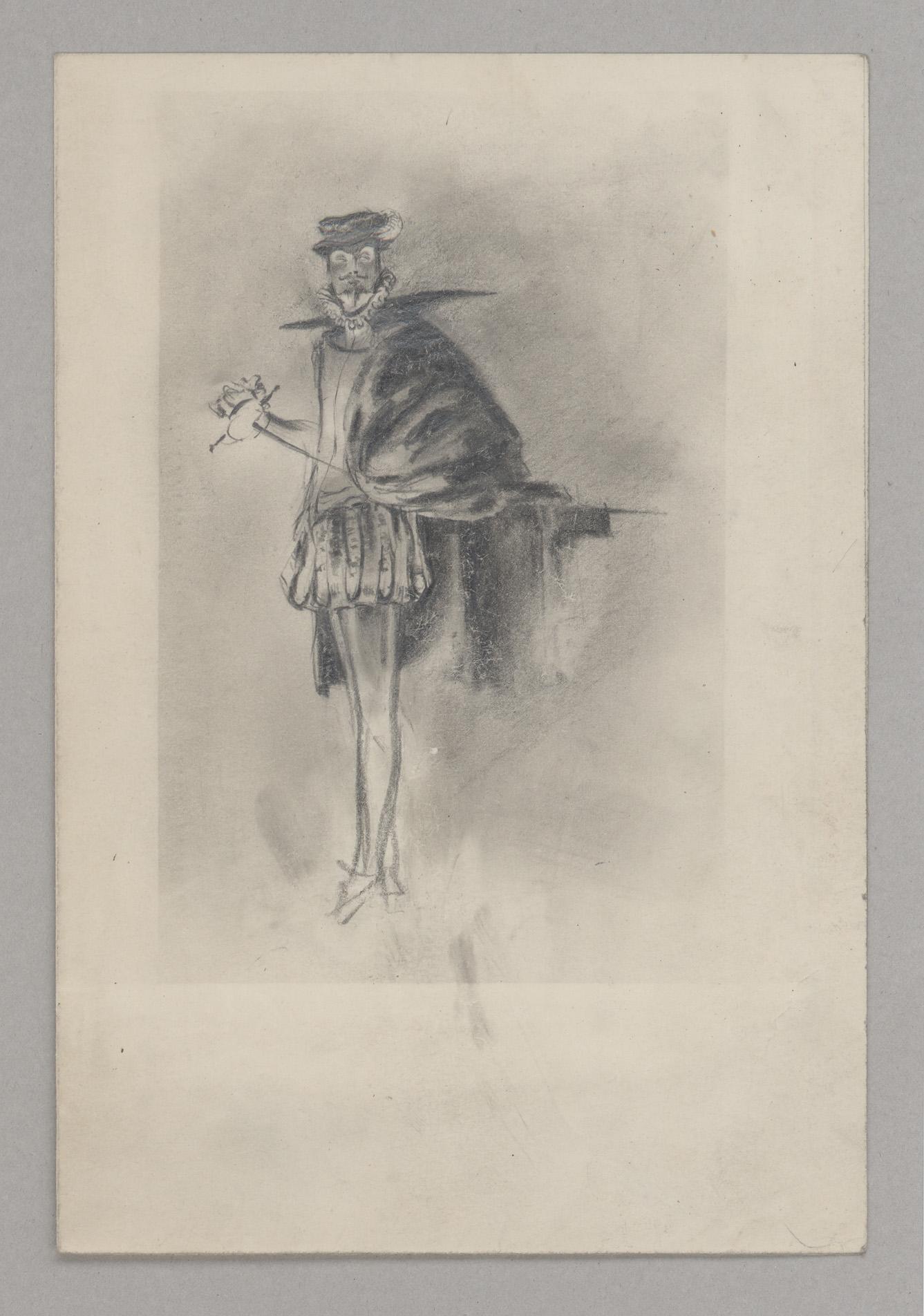 """Wolfgang Schaukal: E.T.A. Hoffmann """"Don Juan"""" © In Copyright"""