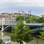 Lyon. Bild von loic Tijsseling auf Pixabay.